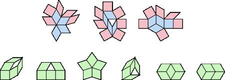 pentaflexirhombs